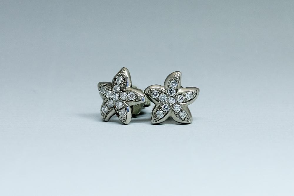 Diamantene Seesterne